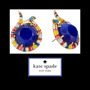 New!♠️kate spade Spice Things Up! Earrings!